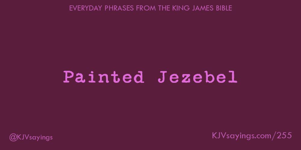 jezebel in the bible kjv